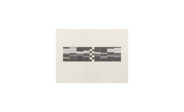 Joan Witek, 'Sketch for Atlantic VII ( D-189 )', 2003, Bartha Contemporary