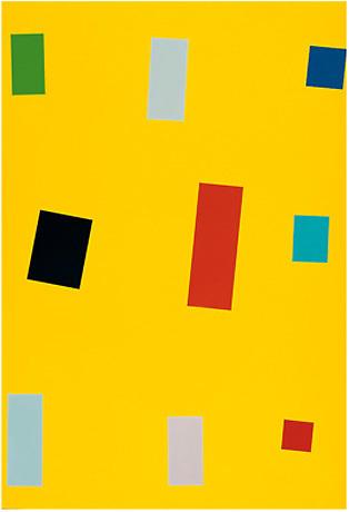 Imi Knoebel, 'Gelbe Fahne', 1999, Upsilon Gallery