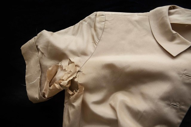 , 'Silk Blouse,' 2015, 555 Gallery