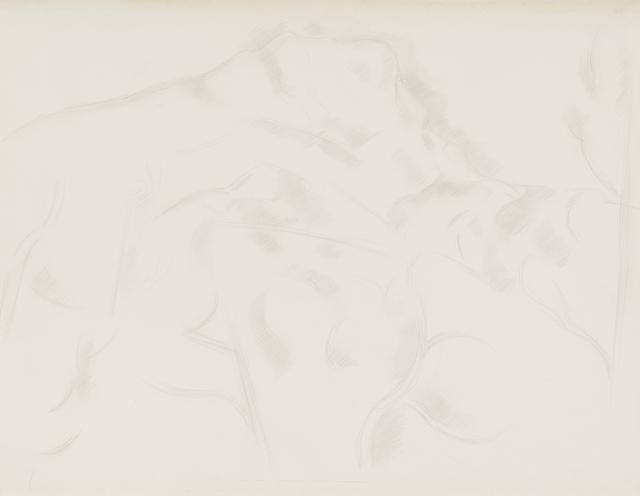 Marsden Hartley, 'Mt. St. Victoire', Gerald Peters Gallery