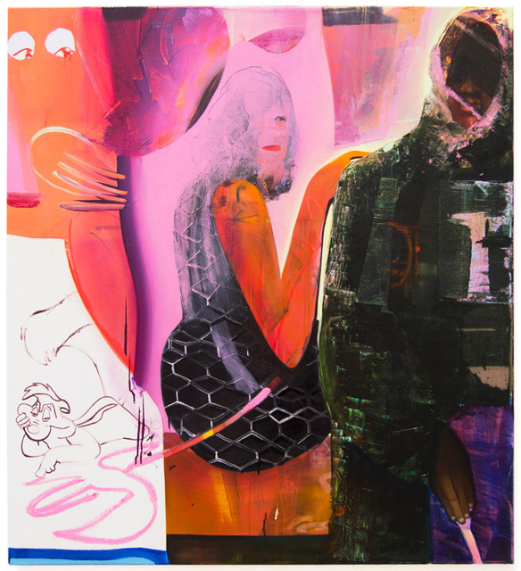 Coady Brown, 'Middle Man', 2016, 1969 Gallery