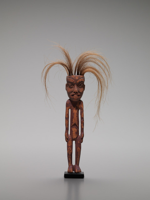 , 'Shaman Figure,' ca. 1840, Donald Ellis Gallery