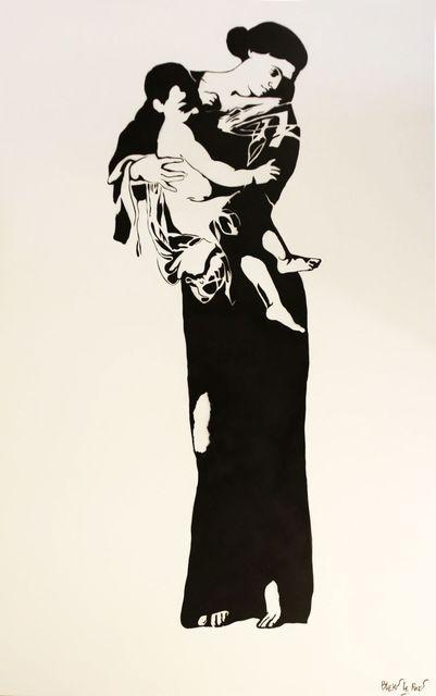 , 'Madonna,' 2016, Galerie Kronsbein