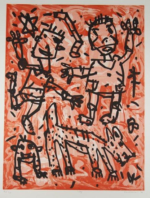 David Larwill, 'Dog', 2006, Angela Tandori Fine Art