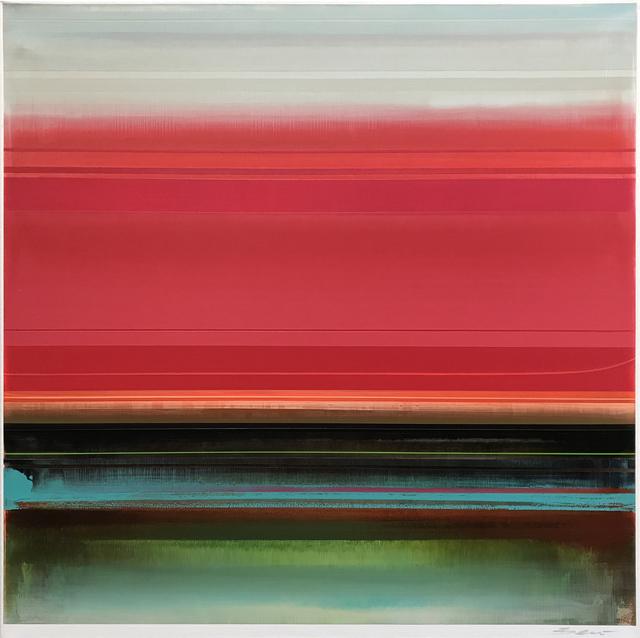 Micah Crandall-Bear, 'Renaca', 2018, Painting, Acrylic on canvas, George Billis Gallery