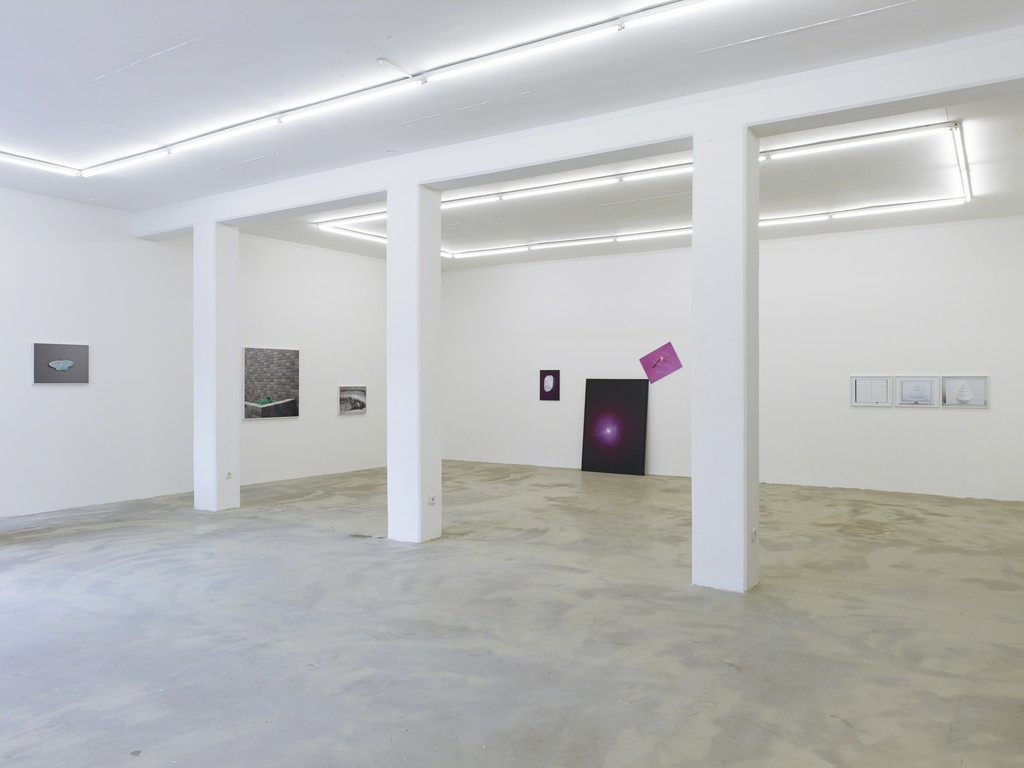 eclipse99, 2014, exhibition view at Klemm's, Berlin