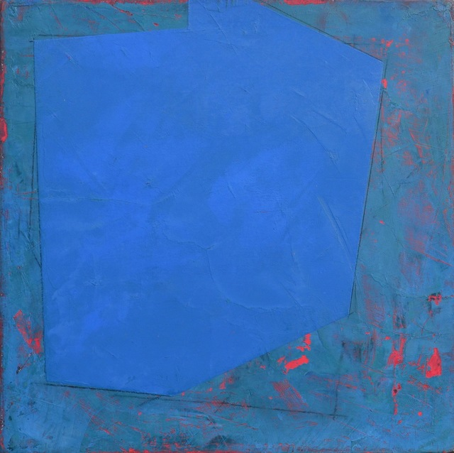 , 'Blue-1,' 1997, KOKI ARTS