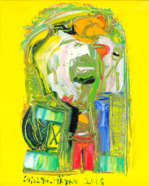 Soile Yli-Mäyry, 'Asphalt Light', 2015, Walter Wickiser Gallery