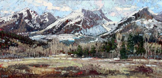 , 'Vestiges of Winter,' 2016, Trailside Galleries
