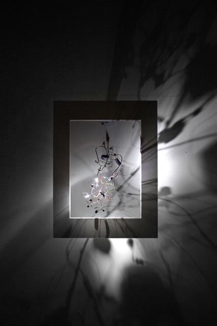 , 'ElektrischeZeichnung Typ 2 Version 1,' 2016, Mario Mauroner Contemporary Art Salzburg-Vienna