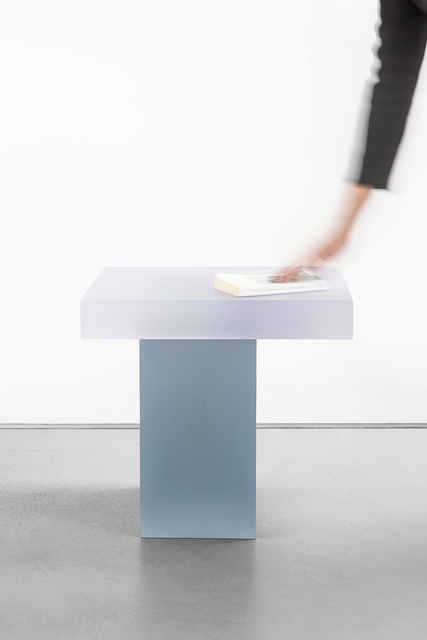 , 'Haze Stool (White and Emerald),' 2015, Carpenters Workshop Gallery