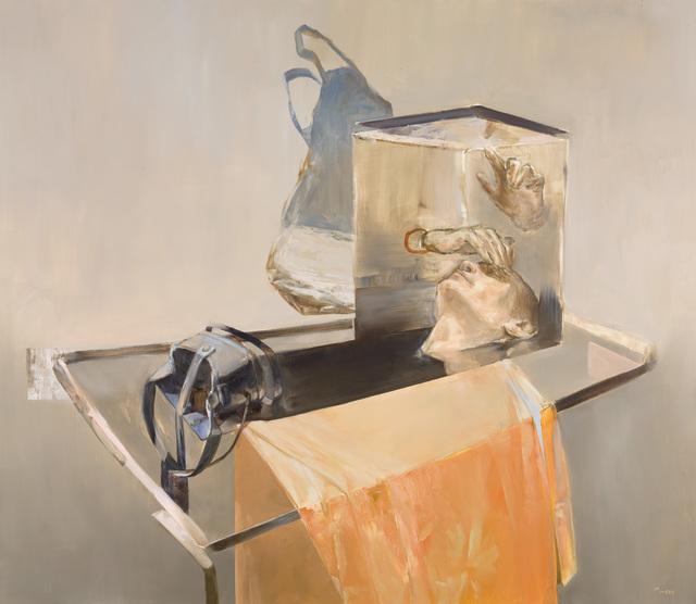 , 'Caressing,' 2017, Léna & Roselli Gallery