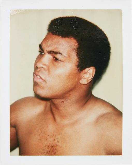 Andy Warhol, 'Muhammad Ali', 1977, Phillips