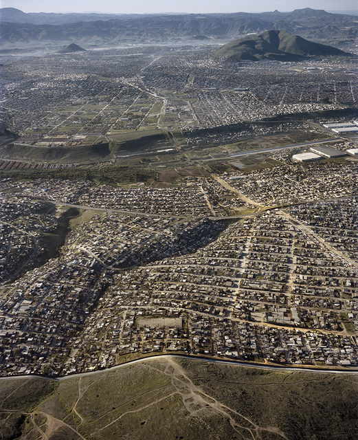 , 'San Diego County - Tijuana VII (Mexico-USA border),' 2015, Arróniz Arte Contemporáneo
