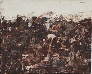 Sans titre (Paysage) (Untitled (Landscape))