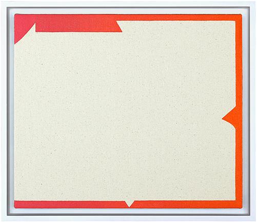 , 'Gradient Edges,' 2014, Galerie Van der Planken