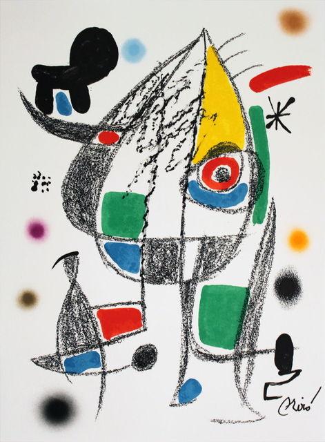 Joan Miró, 'Maravillas #1072-1975', 1975, MSP Modern