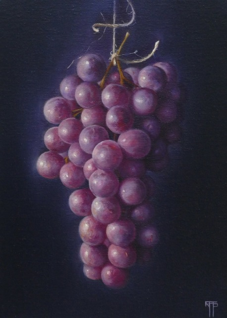, 'Grapes,' 2017, The Biscuit Factory