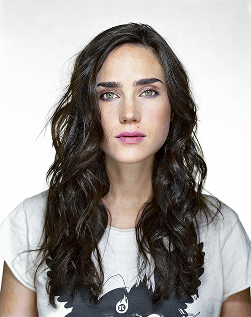Martin Schoeller, 'Jennifer Conelly, Culver City, California', 2003, Ostlicht. Gallery for Photography