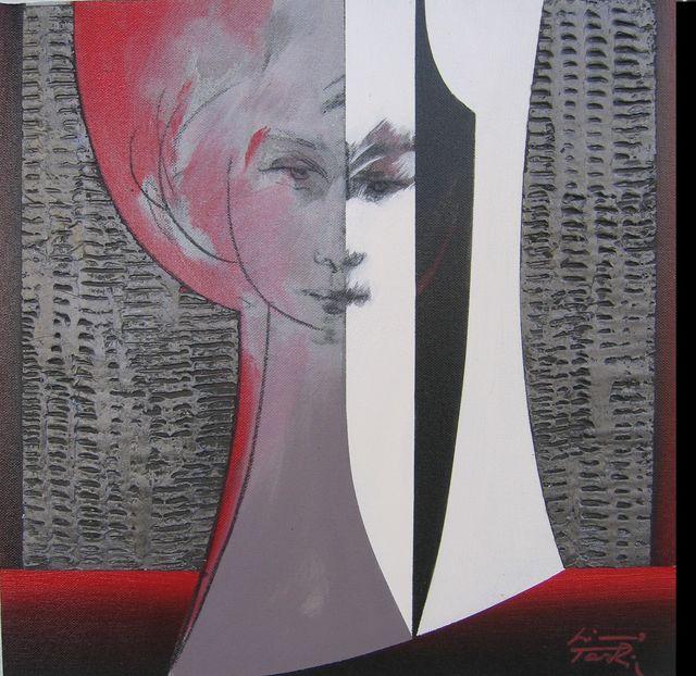 , 'Volto / Face,' 2009, Galleria Edarcom Europa