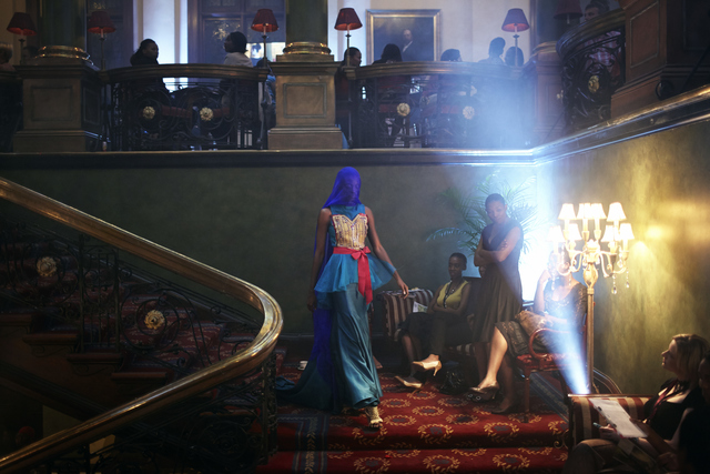 , 'Fashion Show at the Rand Club,' 2011, Getty Images Gallery