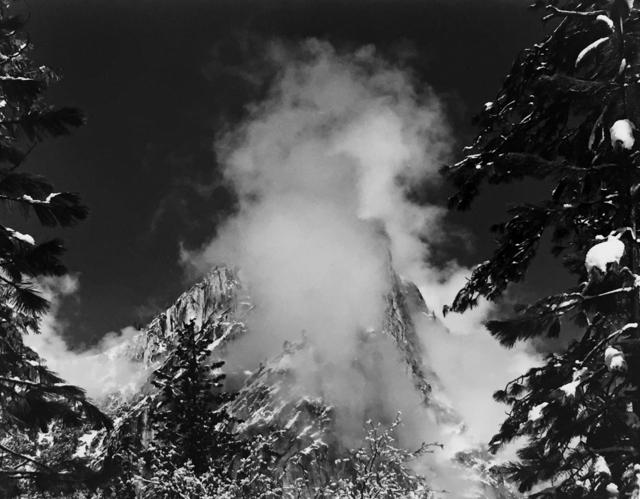 Edward Weston, 'Yosemite Mists', 1938, Weston Gallery