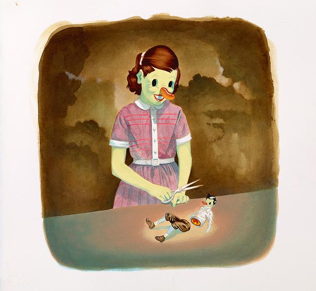 , 'Auch!,' 2015, Isabel Croxatto Galería