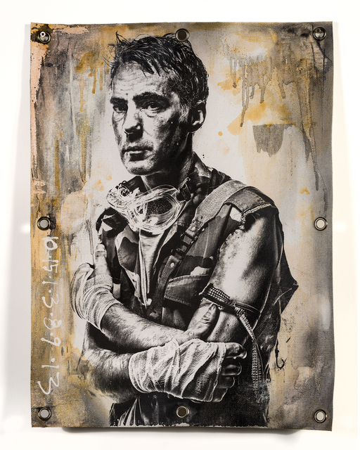 , '10-15-1-3-8-9-13,' 2018, GCA Gallery