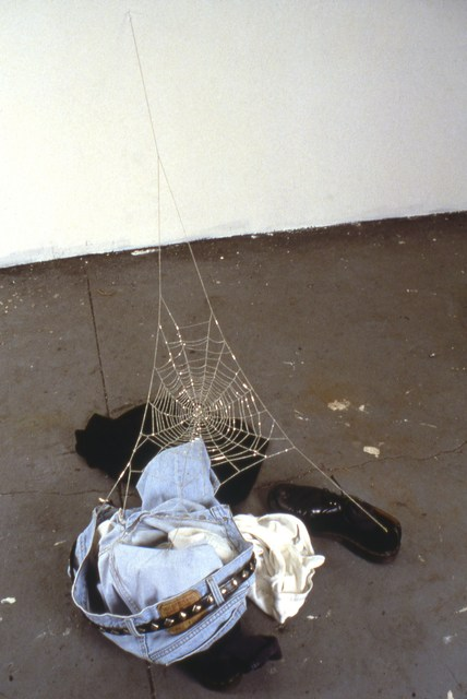 , 'what's left,' 1992, Hammer Museum