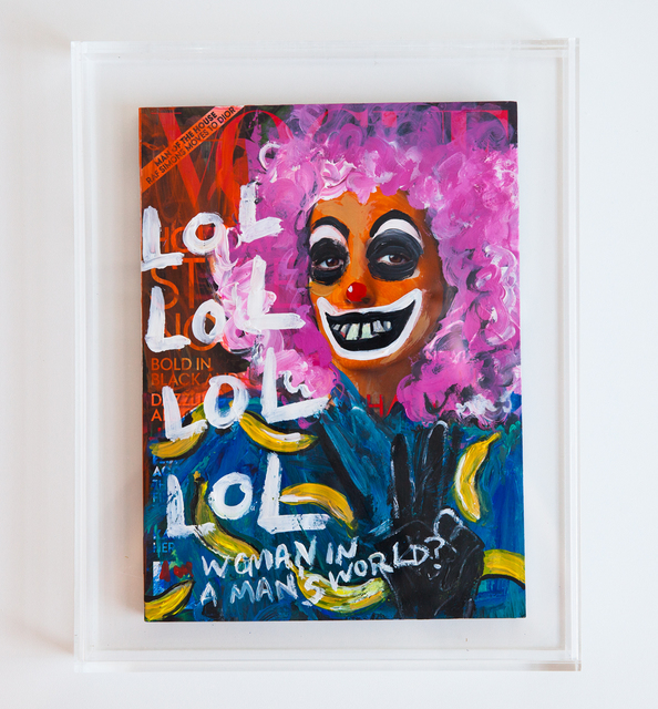 , 'The Clown Issue Original Work,' 2016, ArtStar