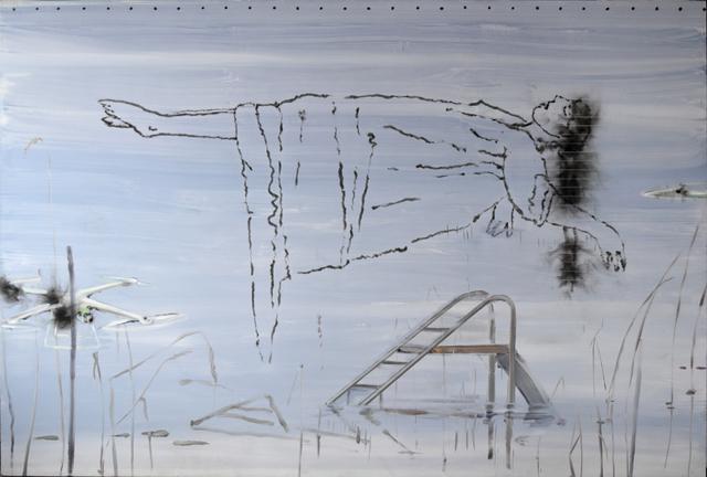 , 'Camelia's Lake,' 2016, Meno parkas