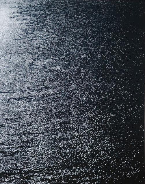 , 'Glittering sea 6 / Merlandi Skagafjordur 6,' 2017, Hverfisgallerí