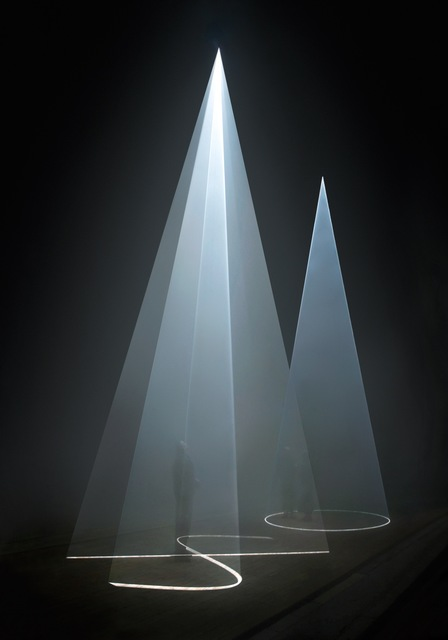 """Anthony McCall, '""""Between You and I"""" (London),', 2006, Print, Fuji crystal archive chromogenic print mounted to Plexiglas, Sean Kelly Gallery"""