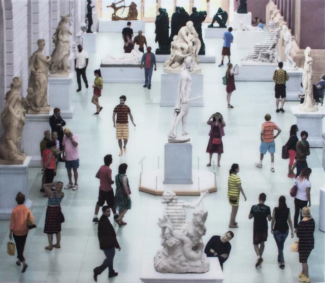 , 'Collective Mythologies,' 2015, Sue Greenwood Fine Art