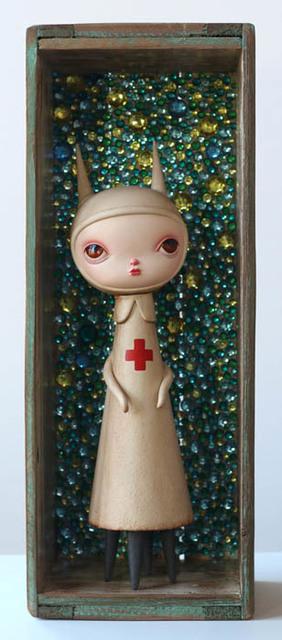 , 'Healer,' 2014, AFA Gallery
