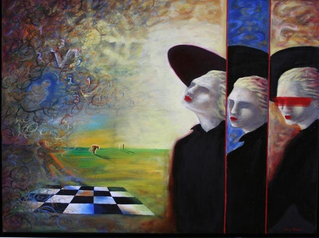 , 'Checkmate,' 2016, Ashok Jain Gallery