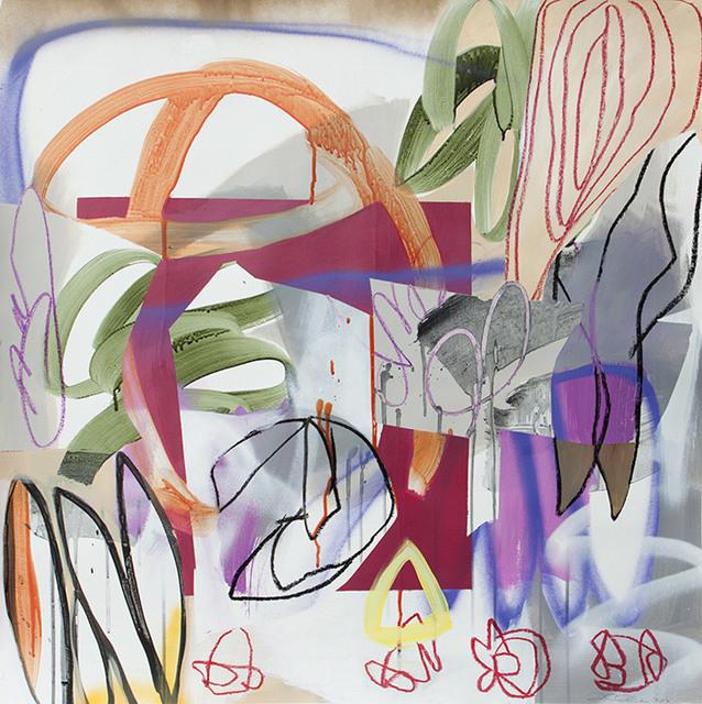 , '#55,' 2016, Winsor Gallery
