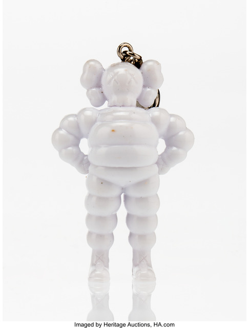 KAWS, 'Chum Keychain (White)', 2009, Heritage Auctions