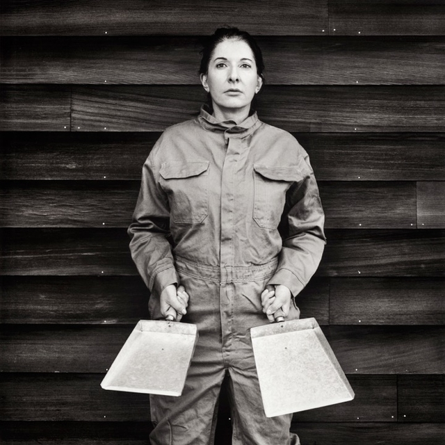 Marina Abramović, 'The Cleaner', 2017, Photography, Fine art pigment print, Galerie Krinzinger