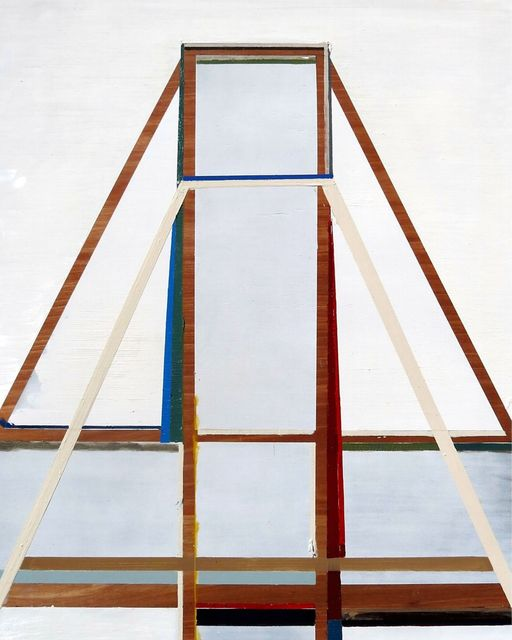 , 'Compressed pyramid no.1,' 2013, MARSO