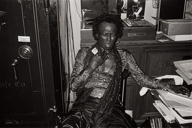 Norman Seeff, 'Miles David, On the Road', 1973, Fahey/Klein Gallery