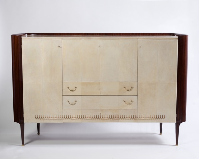 , 'Drop Front Cabinet,' ca. 1940, Susan Weber Collection