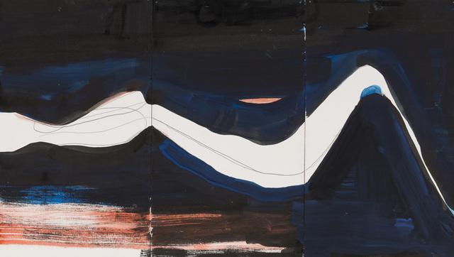 , 'Sans titre (Triptyque),' 2012, Michel Rein Paris/Brussels
