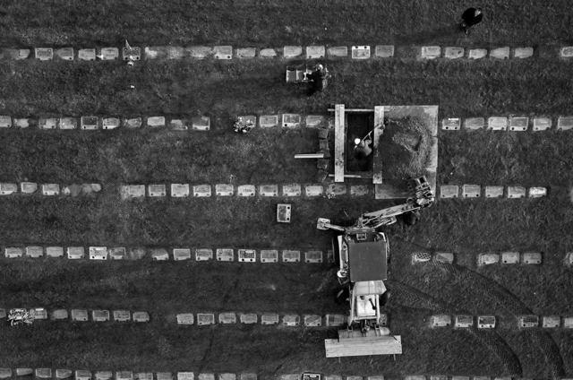 , 'Funeral,' 2014, Anastasia Photo