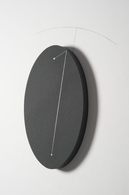 , '0-1-2,' 2014, Christine König Galerie