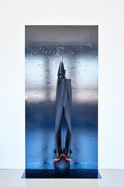 , 'K-19.1 (ja oder nein),' 2019, Galerie Mark Müller