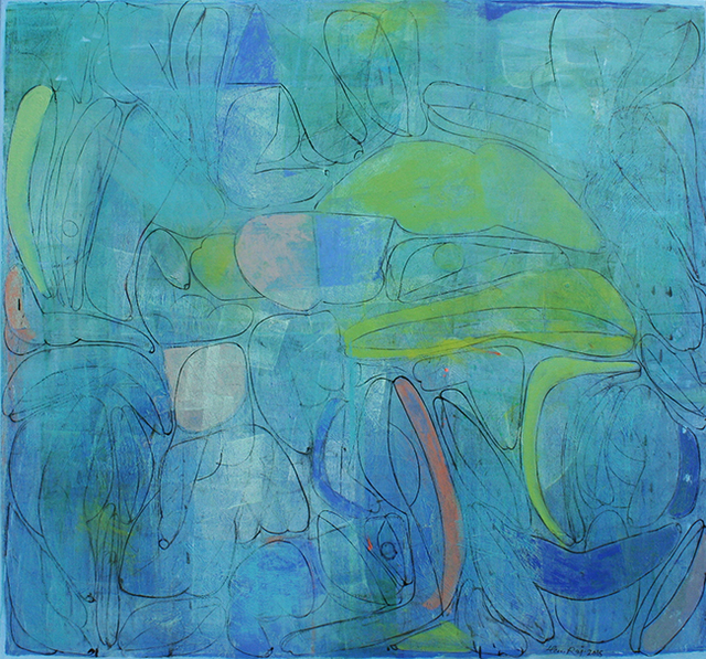 , 'Voice of God 23,' 2017, Bill Lowe Gallery
