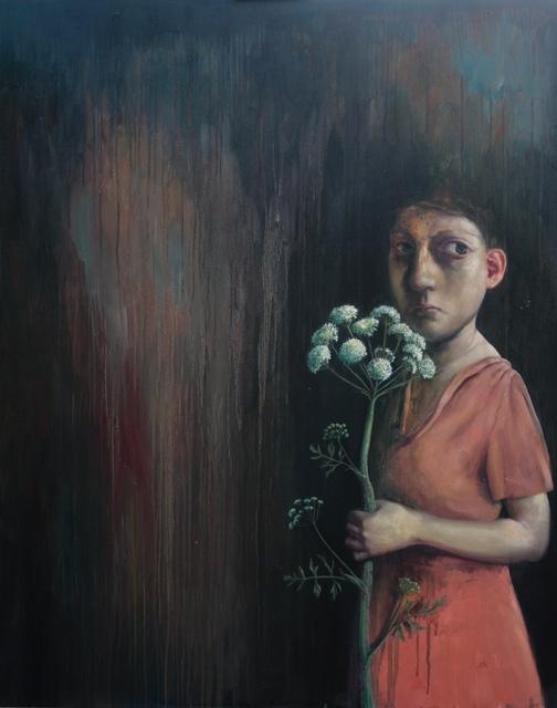 , 'Hemlock,' 2017, bo.lee gallery