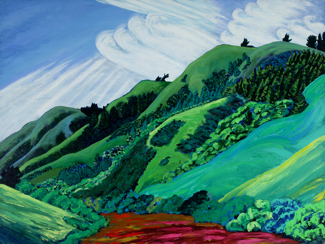 Jack Stuppin, 'Willow Creek', 1992, ACA Galleries