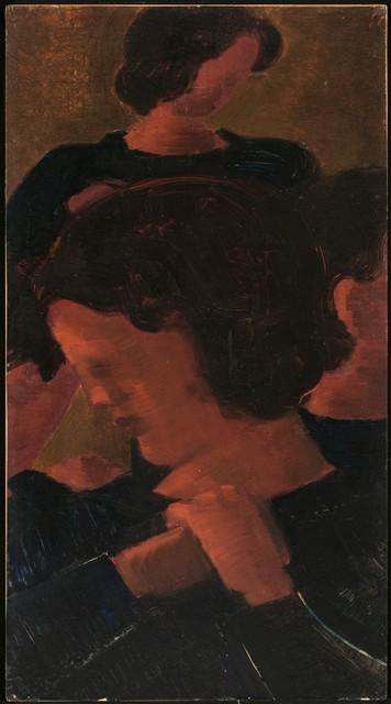 , 'Vier Frauen (Four Women),' 1935, Galerie Thomas